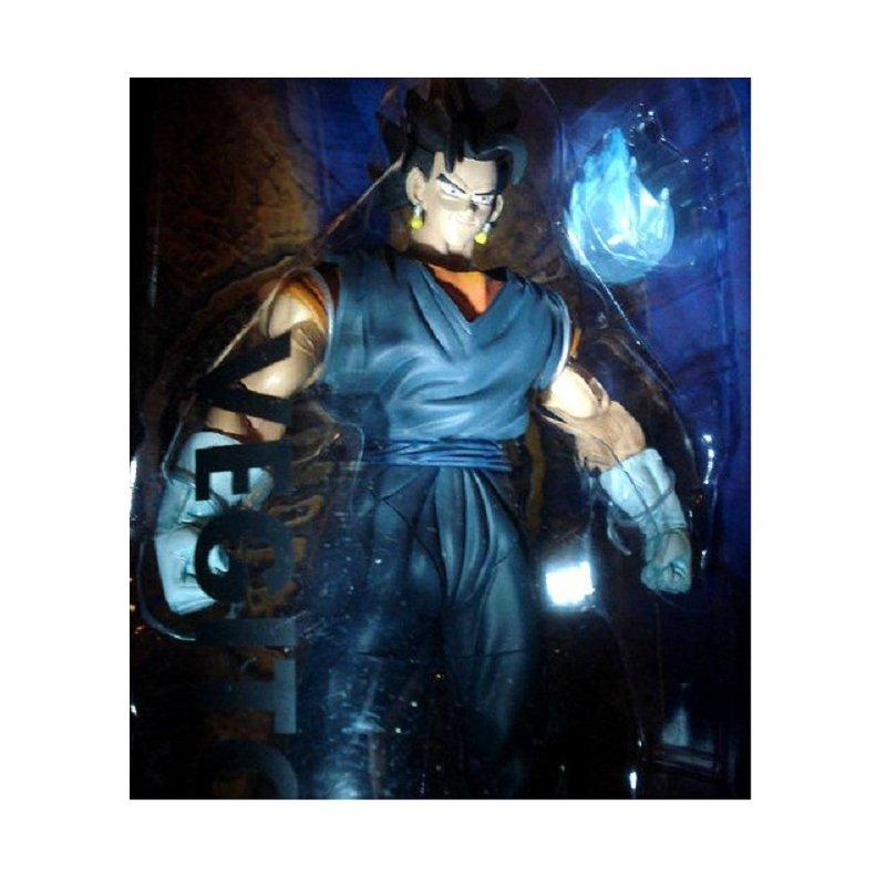 "Dragon Ball Z Movie Fusion Collection: Goku+Vegeta 1/6 Saiyan Vegetto DBZ IF Labs 9"" Vegito Figure"