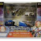 Hasbro Transformers 80202: Energon Ultra Magnus+Mini-Cons [Error] Requiem Blaster (MISB)