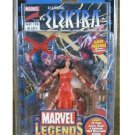 "Elektra Marvel Legends 6"" Series IV (4) Toybiz 70376 + Daredevil # 176"