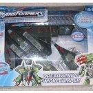 Hasbro Transformers 26562 G2 Dreadwing IDW Megatron Combiner Dreadwind & Smokejumper Target 2002 RiD