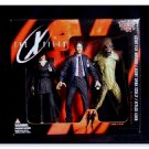 X-Files 3-Pack Deluxe Figure Set 1998 McFarlane Toys: Fox Mulder/Dana Scully/Alien UFO E.T.