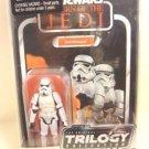 Star Wars: Original Trilogy Stormtrooper Vintage Kenner Figure Saga VOTC 2004 Hasbro [unpunched]