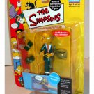 "Mr. Burns Simpsons WoS Series 1 Playmates World of Springfield 5"" figure 99111 MOC"