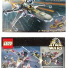 Lego Star Wars X-Wing Fighter Kit Sealed MISB Vintage Collector Series (1999) Building Set