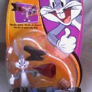 Looney Tunes Bugs Bunny Action Figure, Mattel B4903 WB 2003 • Mel Blanc