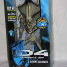 ID4 Independence Day Alien Commander 1/4 Scale Overlord NRFB • Trendmasters 1996 • Will Smith
