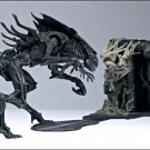 "Queen Alien Deluxe Figure Diorama Set 1986 Movie McFarlane - Neca 18"" Predator (Giger, Stan Winston)"