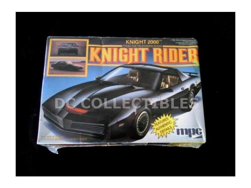 1982 Pontiac Firebird (Knight Rider) KITT [misb] Amt/Ertl Vintage Mpc 1/25 model car kit, Hasselhoff