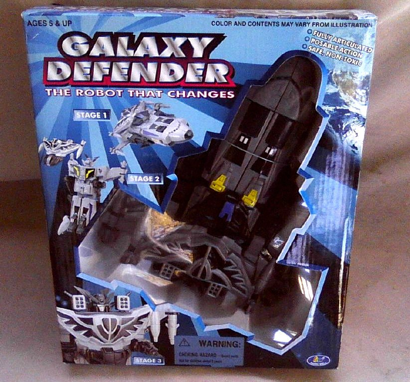Yuusha DX Brave Fighter Sun Fighbird Granbird--Galaxy Defender-Megazord-KO Transformer
