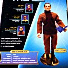 "Star+Trek DS9 Constable Odo Figure w/Tribbles Retro 8"" Mego Style Doll Playmates 9in Deep Space Nine"