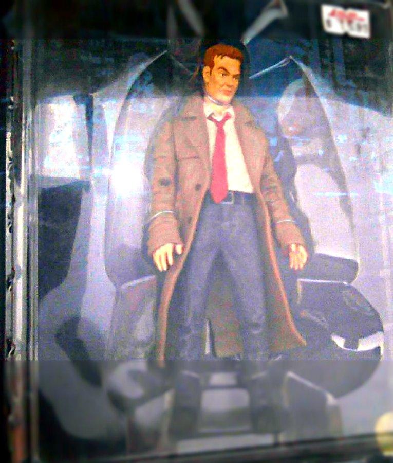 Hellblazer Constantine-1st Swamp Thing #37-Vertigo 2000-DC Legends-Sandman