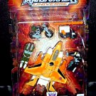 Transformers Universe: Sunstorm Dx [Powerlinx Thrust Error] + Inferno Minicons, Walmart Exclusive