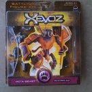 Hasbro #85506 Xevoz Meta Beast Razorclaw Stikfas 2003 Buildable Figure Kit 2003