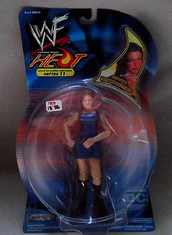 "'01 WWF Stephanie McMahon Divas ""Party"" Variant (Cancelled Prototype Error) WWE Triple H Authority"