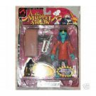 Muppet Show Zoot Palisades Figure (Silver Sax/Red Shirt Variant) Electric Mayhem, 2003 Henson 25th