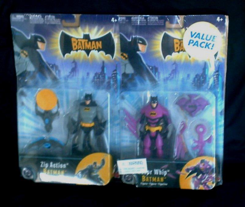 Batman Animated 2-Pack DC TAS Target Exclusive Mattel 2004