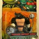"""TMNT Leatherhead 53015 Playmates 5"""" Teenage Mutant Ninja Turtles 2004, 2002 2003 4Kids Series"""