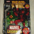 "Toybiz Marvel Legends Series VI: Deadpool (2004) + X-Force Doop • X-men 6"" Action Figure"