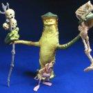 Hasbro Star Wars Deluxe PotJ Amanaman & Salacious Crumb • RotJ Jabba's Palace Denizens