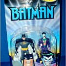 Batman vs. The Joker 2-Pack. Timm B:TAS Animated Mattel 2002. JLU Justice League Unlimited