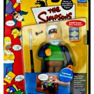 The Simpsons Sea Captain McCallister Series 5 Interactive • Playmates 2001 (DCC99211)
