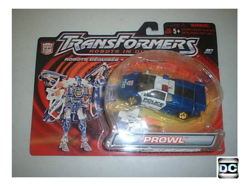 Autobot Prowl (Super) RiD Transformers Universe, Hasbro 2001 Car Robots in Disguise