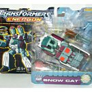 Hasbro Transformers Energon 2004 G.I. Joe Snow Cat Vehicle (MIB)
