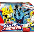 Hasbro 35374: Deluxe Rescue Ratchet + Legends Prowl & Starscream (Transformers: Animated Series)