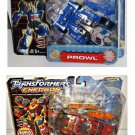 2003 Transformers Energon/Superlink: RID Rodimus & Prowl Combiner Powerlinx Set Hasbro MISB