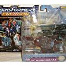 Transformers Hasbro Energon Starscream (Dark/Black Ghost) 2003 RID jet 80218 [Unicron Trilogy]