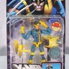 """Toybiz X-Men Classics 70902: 90s Jim Lee Cyclops (Danger Room) 6"""" Marvel Legends 2003/2004"""