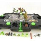 Xevoz Iron Spectre Carry Case Battle Transporter Set Hasbro #85514 new in box Stikfas