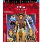 "Super7 Masters of the Universe Classics Ultimate He-Man MOTU Teela Mattel MOTUC 7"" Action Figure"
