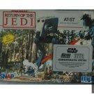 AT-ST Scout+Walker Star+Wars Trilogy Classic Amt-Ertl model+kit #8734 [sealed] RotJ Vintage MPC