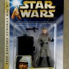Star Wars Saga Admiral Ozzel ESB (Executor Assault) Action Figure #84770 Hasbro 2004 MOC