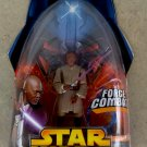"Hasbro Star Wars Mace Windu (Jedi Master), Episode 3 RotS #10, 2005 3.75"" Action Figure"