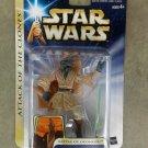 Jedi Knight Coleman Trebor (Geonosis Arena), Star Wars Saga/AotC #24 Gold (MOC)