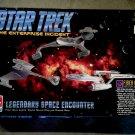 Amt Star+Trek Fiber-Optic Model Kit > Starship Enterprise NCC-1701 + Klingon Cruisers [Light/Sound]