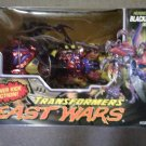 Transformers Beast Wars Transmetals 2 Blackarachnia (Maximal Spider) 1999 Sealed 80448 Hasbro MIB