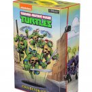 Teenage Mutant Ninja Turtles 30th TMNT Figure Box Set Neca 2017 SDCC 54062 ['87 Animated Cartoon]