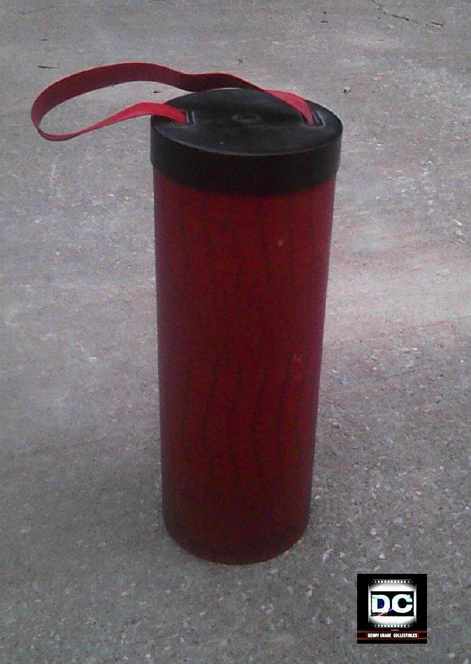"Vintage Wine Bottle/Beverage Cooler-Xmas Gift/Holidays Decor/ Multi-Purpose Container, 14"""