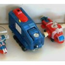 Matchbox Voltron I Deluxe Vehicle Warrior Parts Set Dairugger DX Japan Vintage Popy Godaikin