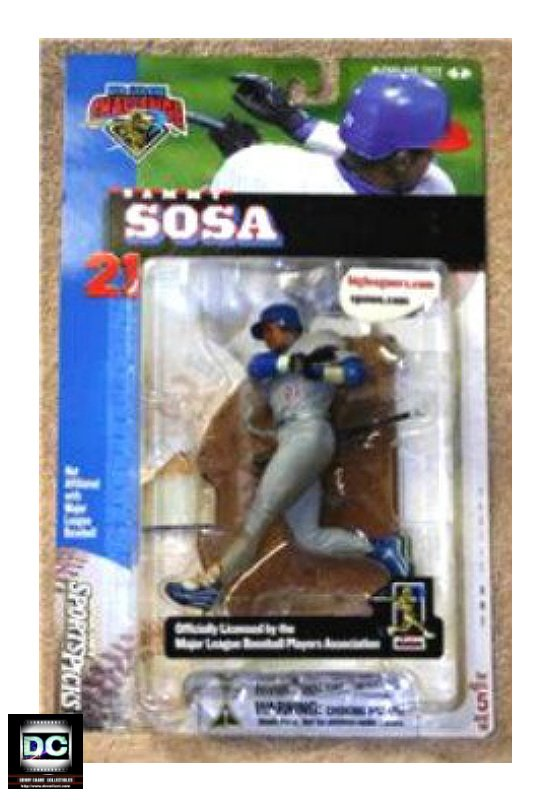 Sammy Sosa Mlb McFarlane Sports #21 Chicago Cubs [Baseball figurine]