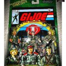 GI Joe Oktober Guard (Daina, Brekhov, Shrage), Marvel Comic 3 Pack #6, 2005 Hasbro 60499