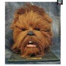 1/1 Life-size Chewbacca (Star Wars: ANH) Foam Bust Statue OAK prop maquette (Signed)-Lucas-Mayhew