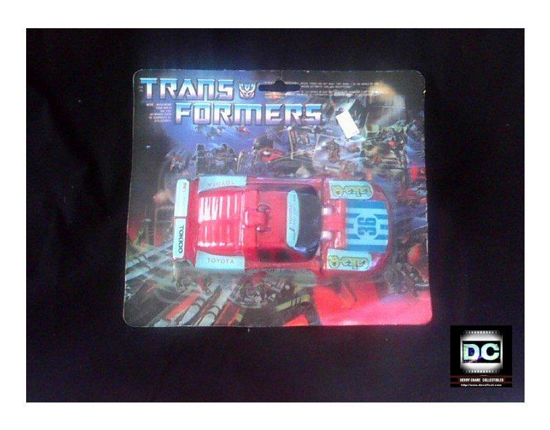 G1 Transformers Victory: C-323 Road Caesar 1988 Takara Japan Braver C-322 KO Brazil Estrela Diaclone