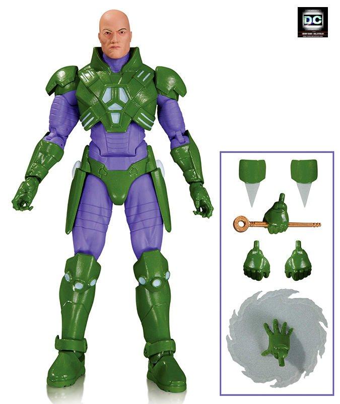 "DC Icons Lex Luthor (Forever Evil) Justice League 6"" Action Figure"