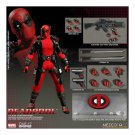 "Deadpool One:12 Collective 76450 Marvel 6"" Figure (Red Ver.) (Official) Mezco 1/12 Scale"