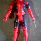 Toybiz Uncanny X-men 1992 Deadpool (1st Release) X-Force Action Figure