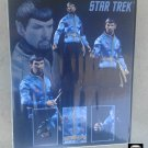 "Mezco Exclusive One:12 Collective Spock (Leonard Nimoy) Mirror Universe 6.5"" Figure SDCC 2016"